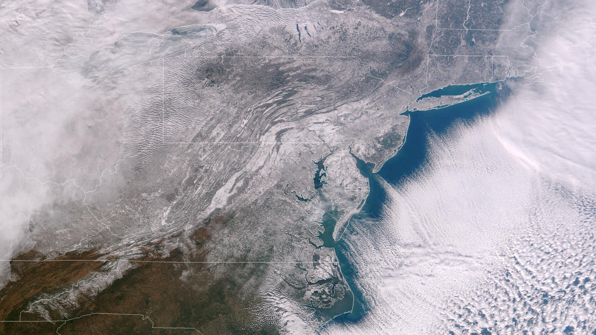 Northeast Snow Storm