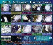 Image for 2005 Atlantic Hurricanes
