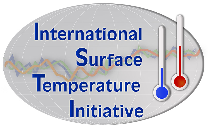 ISTI/Global Surface Temperature Initiative Icon