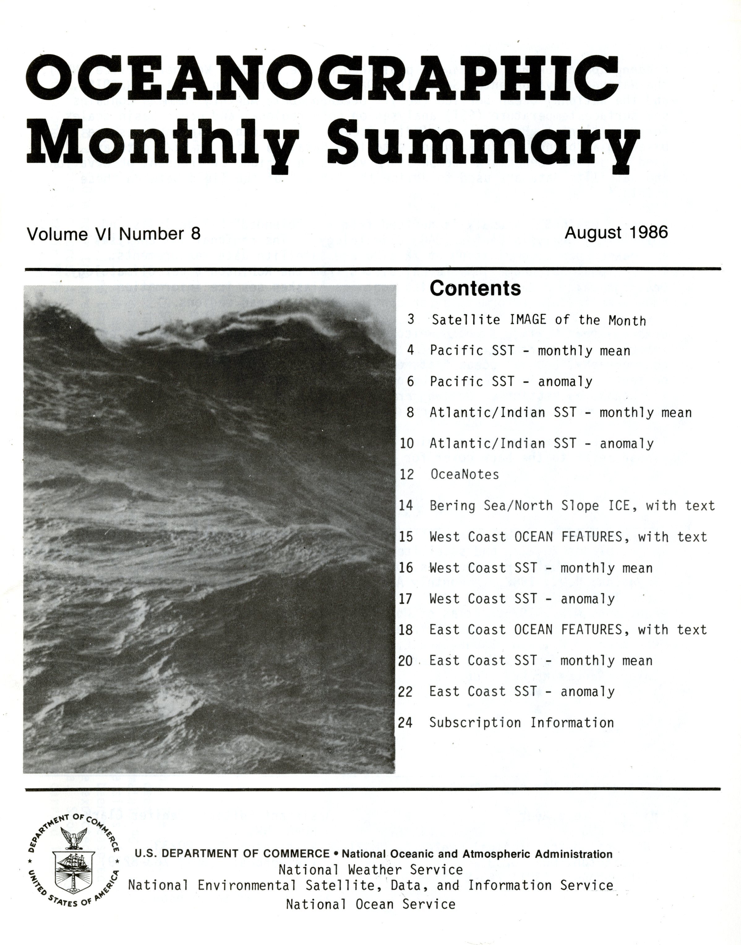 Sample cover page